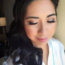 my final bridal look on my wedding day