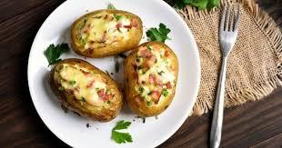 15 recettes de pommes de terre farcies si jolies | Recettes CuisineAZ