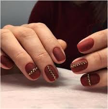 stunning burgundy nails designs conquer