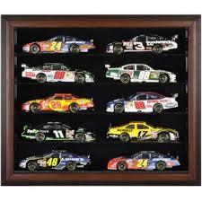nascar cast model car display cases