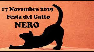 misterfany 17 Novembre festa del gatto nero giornata Nazionale ...