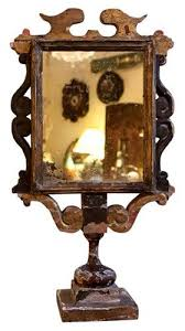 venetian small carved wood