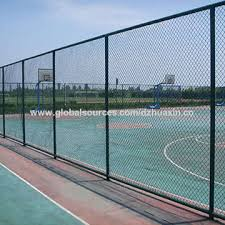 Chinachain Link Fence 36 Inch Hot Dip Galvanized Chain Link Wire Mesh Galvanized Chain Link Fence On Global Sources