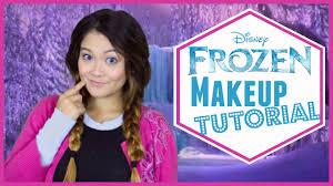 disney s frozen anna makeup tutorial
