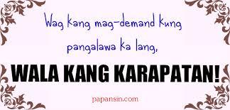 tagalog kabit quotes patama sa mga mistress kabit kerida other w