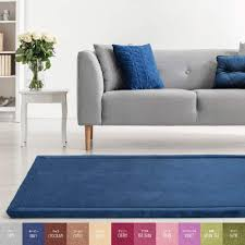 Soft Touch Boys Girls Japanese Play Mat Kids Crawling 30 Mm Thick Tatami Rug For Bedroom Playroom Living Room Classroom Navy 2x3m Rugs