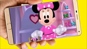 Minnie Mouse Tarjeta Invitacion Digital Cumpleanos Video