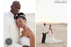 Vince Young & Candice Johnson Wedding Photos | BlackSportsOnline