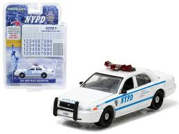 2011 Ford Crown Victoria Police New York Police Department Nypd With Nypd Squad Number Decal Sheet Hob Exclusive 1 64 Diecast Model Shopmundo Com