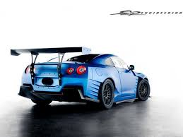 nissan gt r in fast and furious 6
