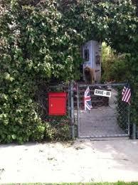 Amazon Com Fence Mount Mailbox Mounting Bracket Other Products Everything Else