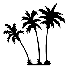 9 5 9 5cm Car Styling Palm Trees Car Sticker Vinyl Decals Motorcycle Accessories Black Silver C2 0646 Sticker Vinyl Vinyl Decaldecals Motorcycle Aliexpress