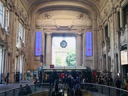il Viaggiator Goloso a Milano in Stazione Centrale - U2 Supermercato