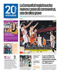 20minutos Valencia 6 De Marzo De 2020 By 20minutos Issuu