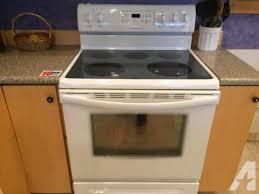 electric oven kitchen appliances
