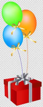 balloon gift birthday greeting card