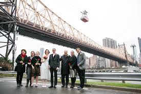 High Over East River, Among Strangers, Couple Make Vows | amNewYork