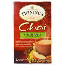 twinings black tea chai