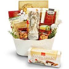 funeral gift baskets to express your