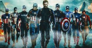 white suit for captain america from the