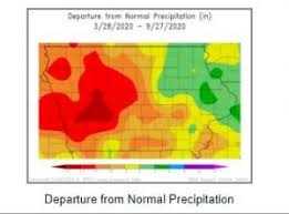 Rainfall Amounts continue well below Normal for Much of Southwest Iowa |  Western Iowa Today 96.5 KSOM KS 95.7