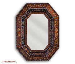 arts crafts mirror wall decor peru