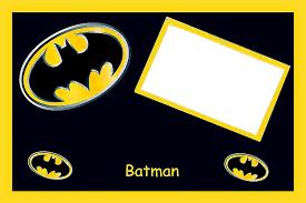 Cumpleanos De Batman Tarjetas O Invitaciones Para Imprimir Gratis