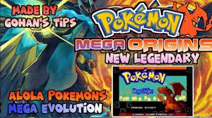 Pokemon - Mega Origins MADE BY ME! Mega Evolution,Z Moves,Alola Forms,New  Legendaries - YouTube