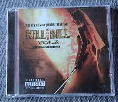 Kill Bill vol 2 - Quentin Tarantino, BO du film / OST, CD | Achetez sur eBay