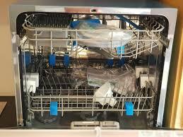 Máy rửa bát lắp âm tủ Eurosun SMS58EU09BT nhập khẩu Đức, máy rửa ...