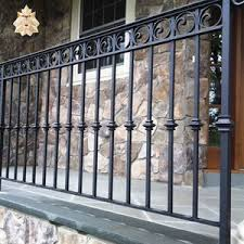 Fence Panel Wrought Iron Fence Panel Wrought Iron Suppliers And Manufacturers At Alibaba Com