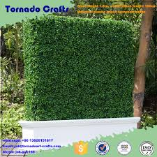 Plastic Garden Fence Outdoor Uv Anti And Fireproof Artificial Boxwood Hedge Wholesale Garden Landscaping Decking Products On Tradees Com
