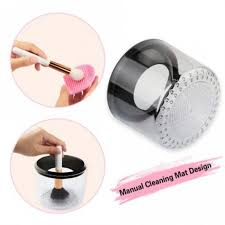 makeup brush cleaner dryerwith uv