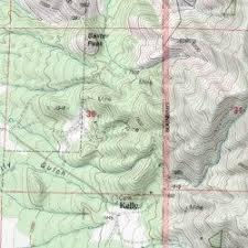 Ida Hill Tunnel, Socorro County, New Mexico, Mine [Magdalena USGS ...