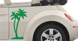 Palm Tree Car Decals Dezign With A Z
