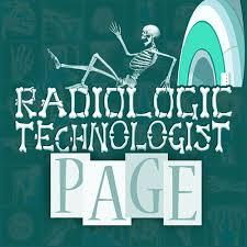 Radiologic Technologist Page Posts Facebook