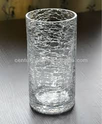 le tall cylinder glass vase