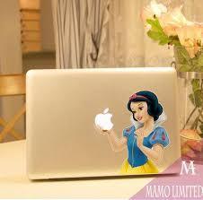 Snow White Macbook Decals Macbook Stickers Mac Cover Macbook Skins Decal For Apple Laptop Macbook Pro Macbook Air Ipad Decal Computer Decal Macbook Accessories