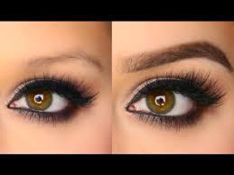 easy eyebrow tutorial you