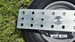 Amazon Com Tenax 72120546 Hex Poultry Fence 3 X 25 Black Kitchen Tools Garden Outdoor
