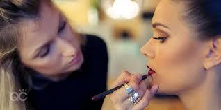 certified international makeup
