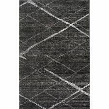 mcphee geometric grey area rug