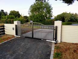 Driveway Gates And Automation Strongfencing Co Nz
