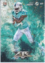 jarvis landry 146 rookie card miami