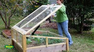 raised bed cold frame bonnie plants