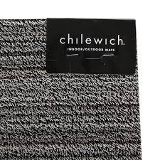 chilewich skinny stripe rug