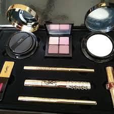 promo premium yves saint lau makeup