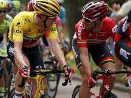 Adam Hansen to soldier on despite popping shoulder | Tour de France | Sport  | The Guardian