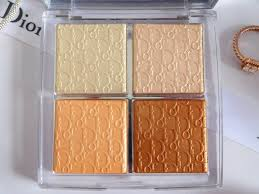 Backstage Glow Face Palette -  001 Universal by Dior #12