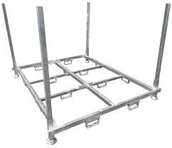 Storage Stillage For 2 4m X 2 1m Temporary Fencing Panels Temp Fence Super Store